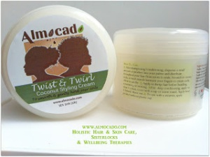Product Review: Almond Avocado Naturals Shampoo, Conditioner and Styling Creme